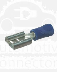 Quikcrimp QKC58 Blue Qc Female Terminal Blue 1.5-2.5mm2 - Pack of 100