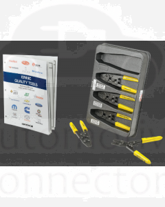Ionnic  5 Piece Crimping Tool Kit For Packard™ Contacts