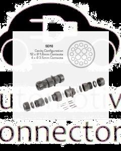 Schlemmer SG16 16 Circuit Inline Connector Kit