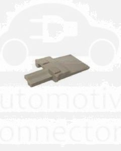 DT Series Wedgelock for 2 Way receptacle, A Keying