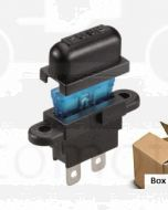 Narva 54394/50 Panel Mount Standard ATS Blade Fuse Holder with Push on Terminals (Box of 50)