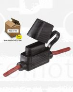 Narva 54406/10 In-Line Standard ATS Blade Fuse Holder with Weatherproof Cap (Box of 10)