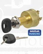 Narva 64012 4 Position Ignition Switch Marine
