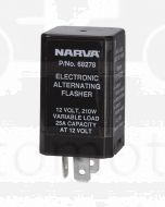 Narva 68278BL Alternating Flasher 12 Volt 3 Pin
