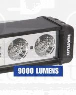 Narva 72760 9-32 Volt High Powered L.E.D Work Lamp Flood Beam Bar 9000 Lumens