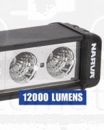 Narva 72764 9-32 Volt High Powered L.E.D Work Lamp Flood Beam Bar 12000 Lumens