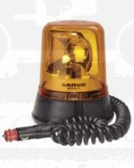 Narva 85658A Optimax Rotating Beacon (Amber) Magnetic Base 12/24 Volt