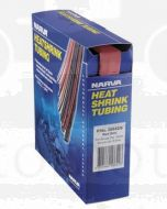 Narva 56634 Heatshrink Tubing - 2.4mm Shrunk Dia. (Red)