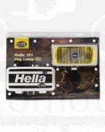 Hella 5632 181 Series Fog Lamp Kit - Amber Optic