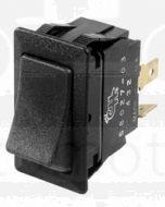 Hella 4483 Heavy Duty On-Off-On Rocker Switch
