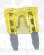 Hella Mini Blade Fuses - Yellow (8775MINI)