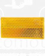 Hella Retro Reflector - Amber (Pack of 200) (2919/200)