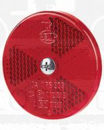 Hella Retro Reflector - Red (2915)