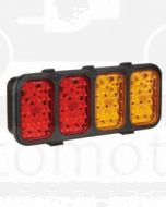 Narva 94656 10-30 Volt Module with Twin L.E.D Rear Stop / Tail & Twin L.E.D Direction Indicator Lamps (LH)