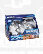 Narva 71680 Ultima 225 Pencil Beam Driving Lamp Kit 12 Volt 100W 225mm dia - Blister Pack