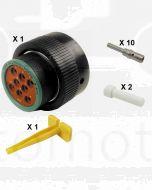 Deutsch HDP20 Series P26-18-8PN Connector Kit