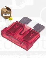 Narva 52810 Standard ATS Blade Fuses - 10Amp (Box of 50)