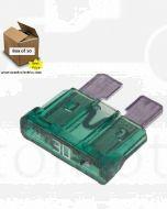 Narva 52830 Standard ATS Blade Fuses - 30Amp (Box of 50)
